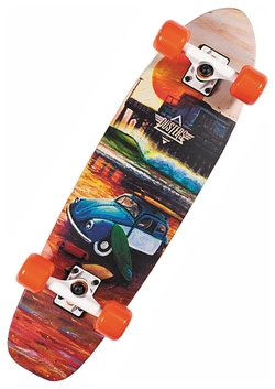 Dusters Shorebreak Cruiser 2014